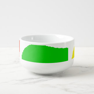 Musical Instruments Soup Mug