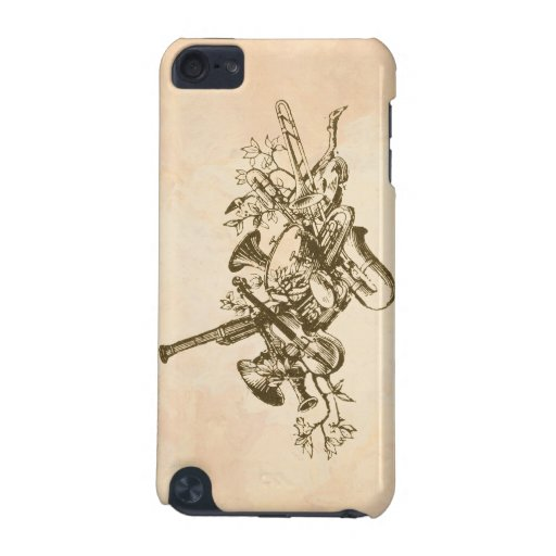 Musical Instruments, Vintage iPod Touch 5G Cover