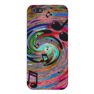 Musical iPhone 5 Cover