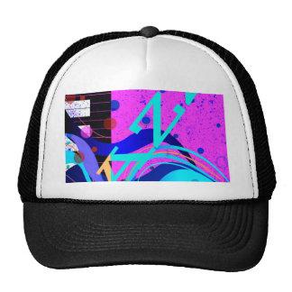 Musical Jazz Style Background Cap