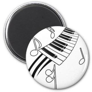 Musical Keys Magnet
