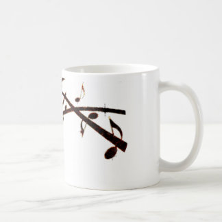 Musical Lava Notes Products Mug