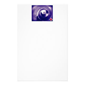 Musical Lifetimes Cello Scroll Stationery Paper