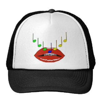 Musical Lips Cap