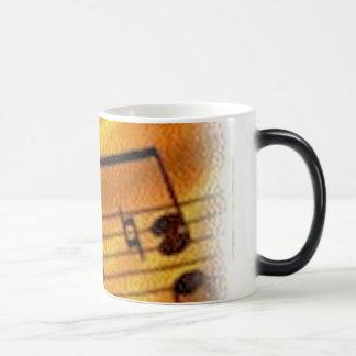 Musical Magic Mug