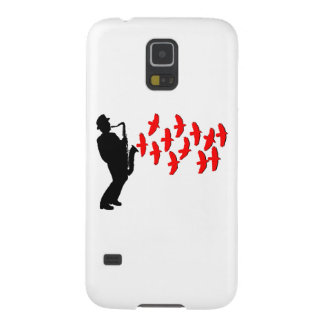 Musical Melody Galaxy S5 Covers