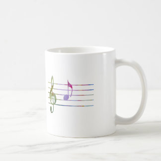 Musical Note A Coffee Mug