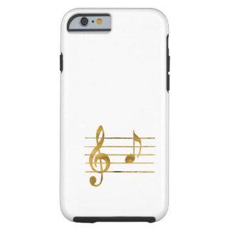 Musical Note A Tough iPhone 6 Case
