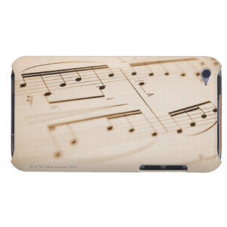 Musical Notes 2 Barely There iPod Case