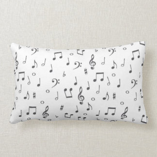 Music Note Cushions Music Note Scatter Cushions