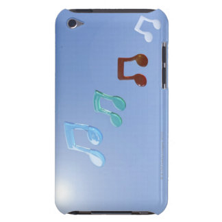 Musical Notes Barely There iPod Case