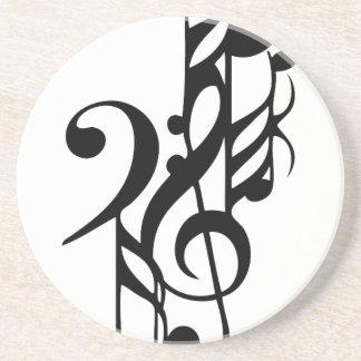 Musical_notes Coaster