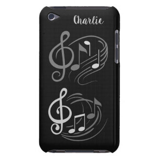 Musical Notes custom name cases