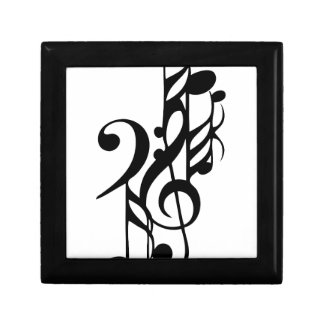 Musical_notes Gift Box