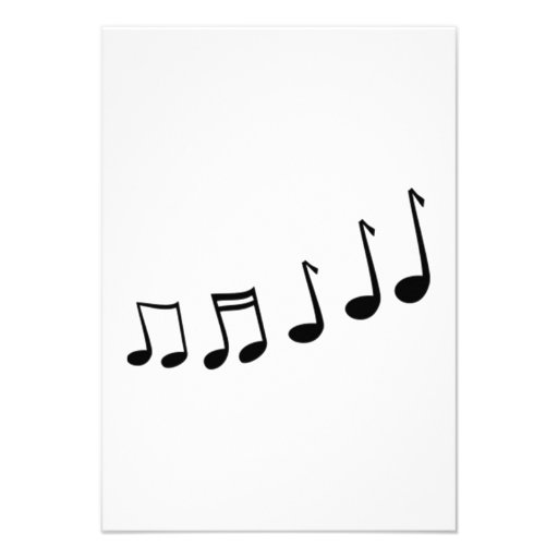 Musical Notes Announcement