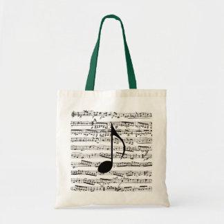Musical Notes Music bag