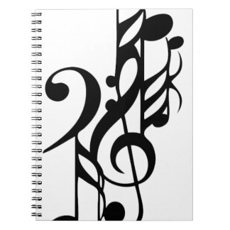 Musical_notes Notebook