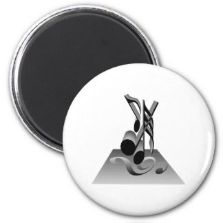Musical Notes T-shirts and Gifts. Magnet