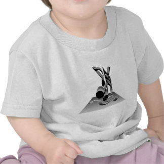 Musical Notes T-shirts and Gifts