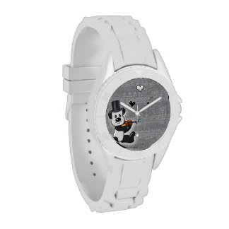 Musical Panda Sporty Watch