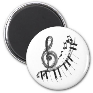 Musical Piano Magnet