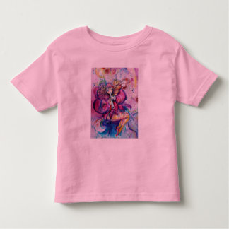 MUSICAL PINK CLOWN TODDLER T-Shirt