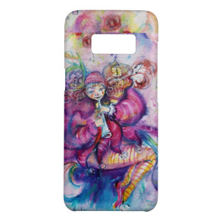 MUSICAL PINK CLOWN WITH OWL Case-Mate SAMSUNG GALAXY S8 CASE