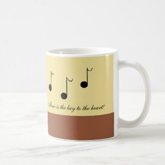 Musical Sayings Coffee Mug