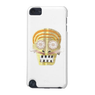 Musical Skull 5th Generation I-Pod Touch Case