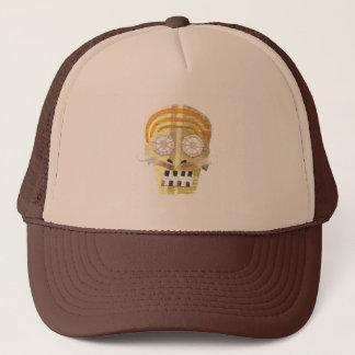Musical Skull Baseball Cap