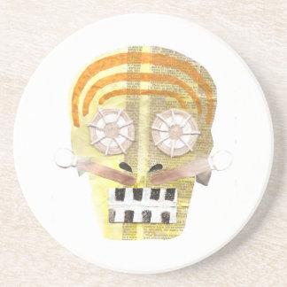 Musical Skull Coaster