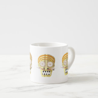 Musical Skull Expresso Cup