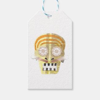 Musical Skull Gift Tags