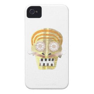Musical Skull I-Phone 4 Case