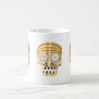 Musical Skull Mug