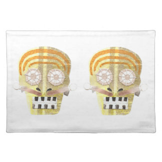 Musical Skull Placemat