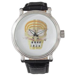 Musical Skull Watch