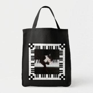 Musical Sleep Tote Bag