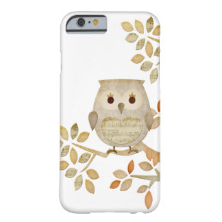 Musical Tree Owl Case iPhone 6 Case