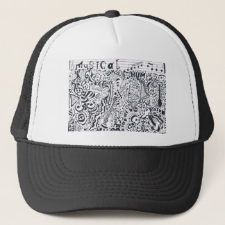 Musical Trucker Hat