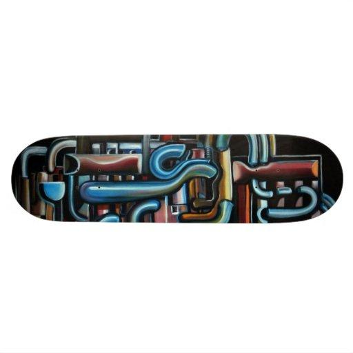 Musical Urbanity Skateboard