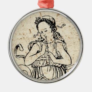 Musicha XXVI Round Premium Ornament