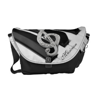 Musician bag messenger bag