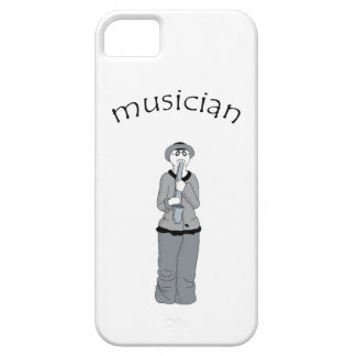 musician iPhone 5 cover
