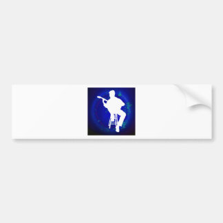 MUSICIAN PRODUCTS BUMPER STICKER