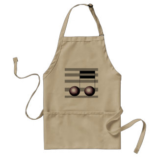 Musicians Cooking Apron Kitchen Barbecue Music