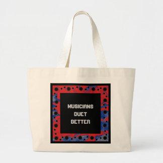 musicians duet better bags