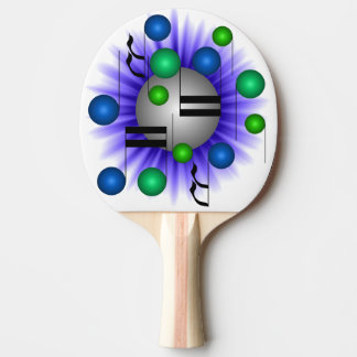 Musicians Music Table Tennis Musical Sports Gear Ping Pong Paddle