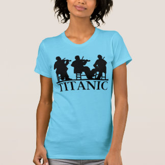 Musicians of Titanic T-Shirt
