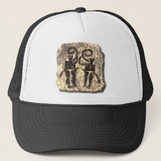 Musicians-stone Trucker Hat